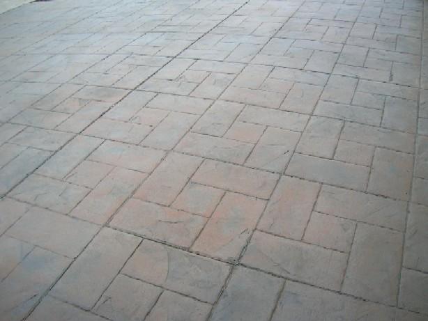 Slate Finish Concrete...Anyone???