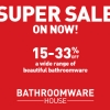 Read Article: Amazing savings - Get in fast our SUPER SALE ends 28th February by Bathroomware House QLD