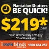 Read Article: IseekBlinds  Plantation Shutters Sale by I Seek Blinds ACT