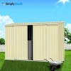 Read Article: How Small Sheds Can Help You Save Outdoor Space by Simply Sheds NSW