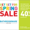 Read Article: Get Set For Spring Sale - Up to 40% off by Bathroomware House QLD