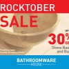Read Article: Rocktober Sale - Up to 30% off Stone Basins and Baths by Bathroomware House QLD