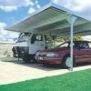Read Article: Skillion and Gable Carports: Strong and Simple by Simply Sheds NSW