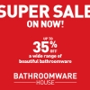 Read Article: SUPER SALE - Extended until the end of February - Up to 35% off a wide range of beautiful bathroomware by Bathroomware House WA