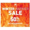 Read Article: Winter Warmer Sale, Up to 50% off a wide range of beautiful bathroomware by Bathroomware House WA