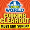 Read Article: 2nds World Cooking Clearout � Save on Carton Damaged, Factory 2nd & New Run Out Cooking Appliances by 2nds World Online VIC