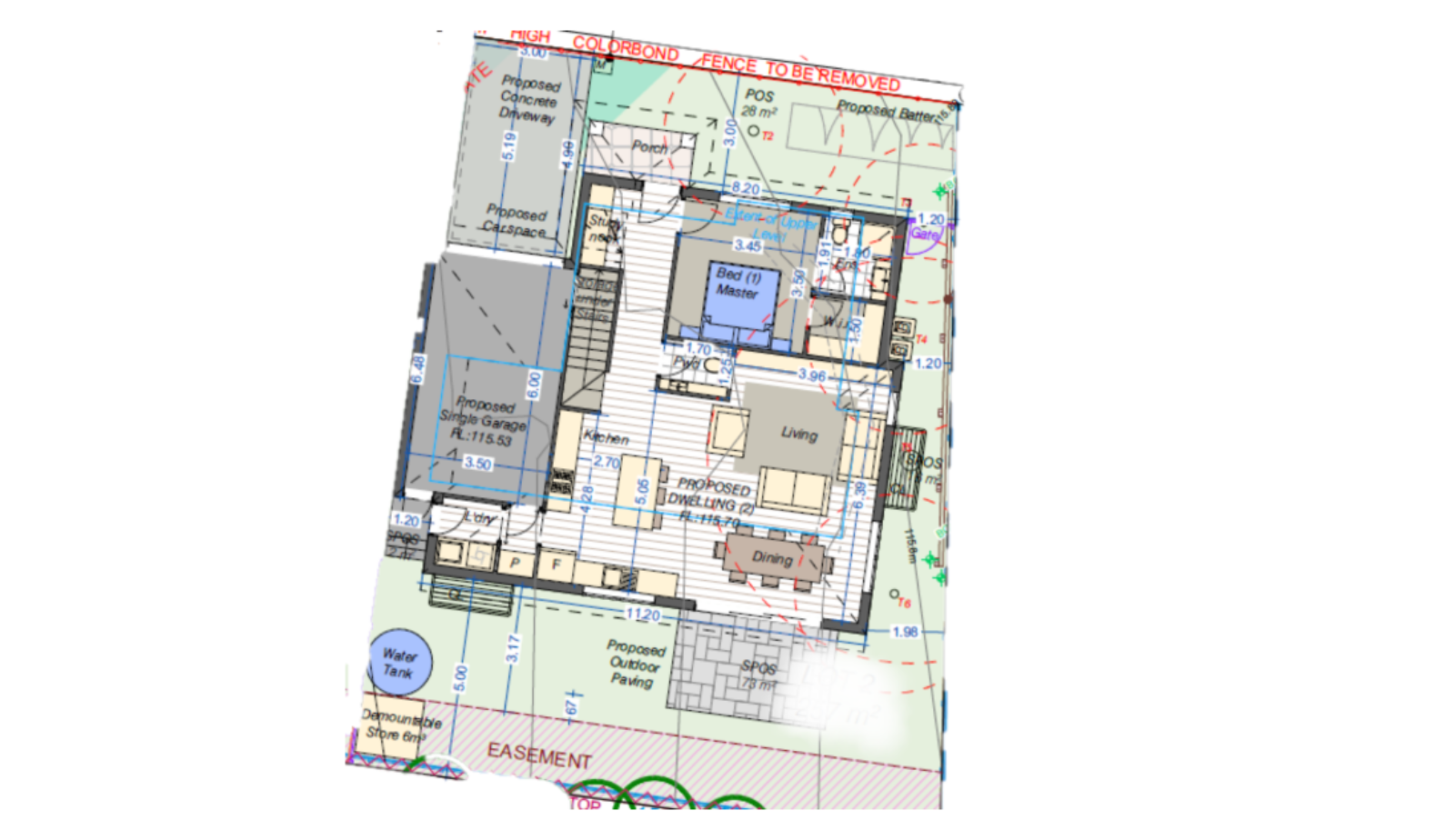 Review my floor plan please