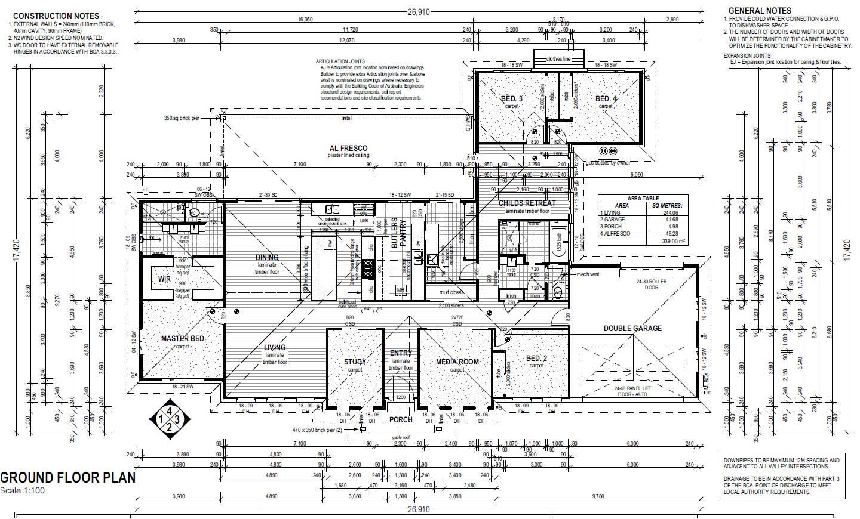 Advice on house plans