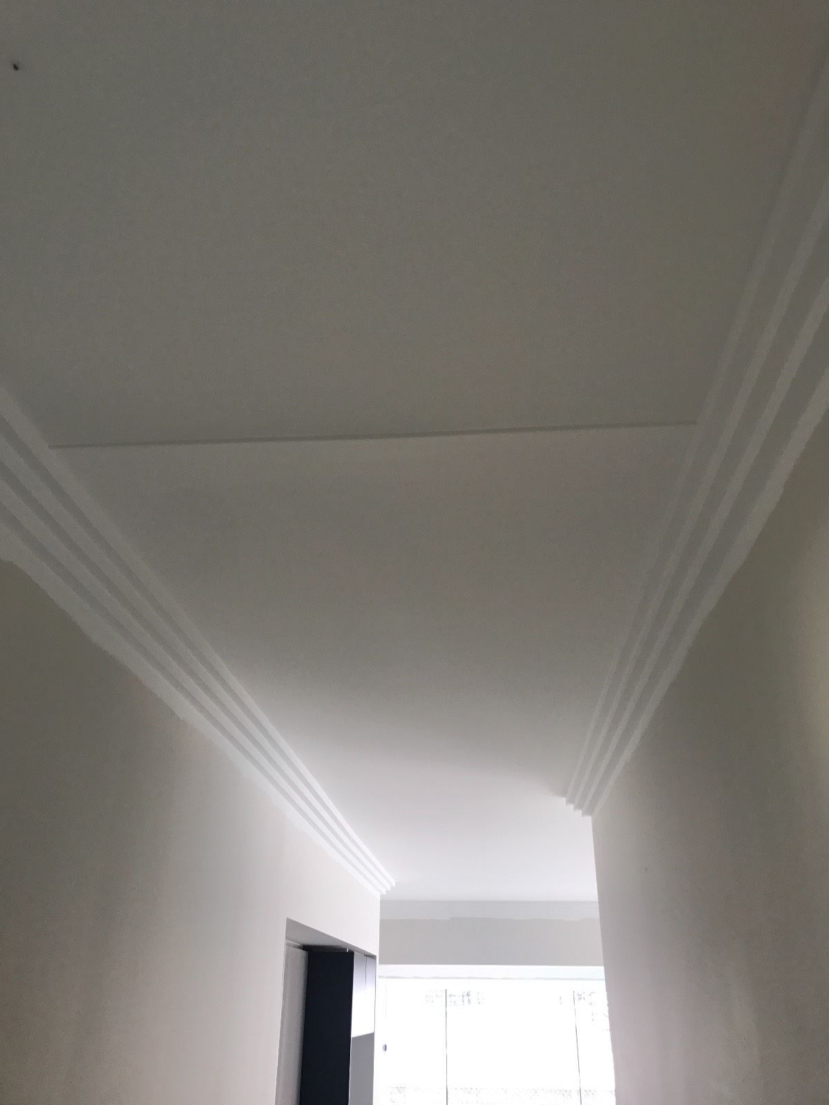 Help hallway ceiling expansion joint