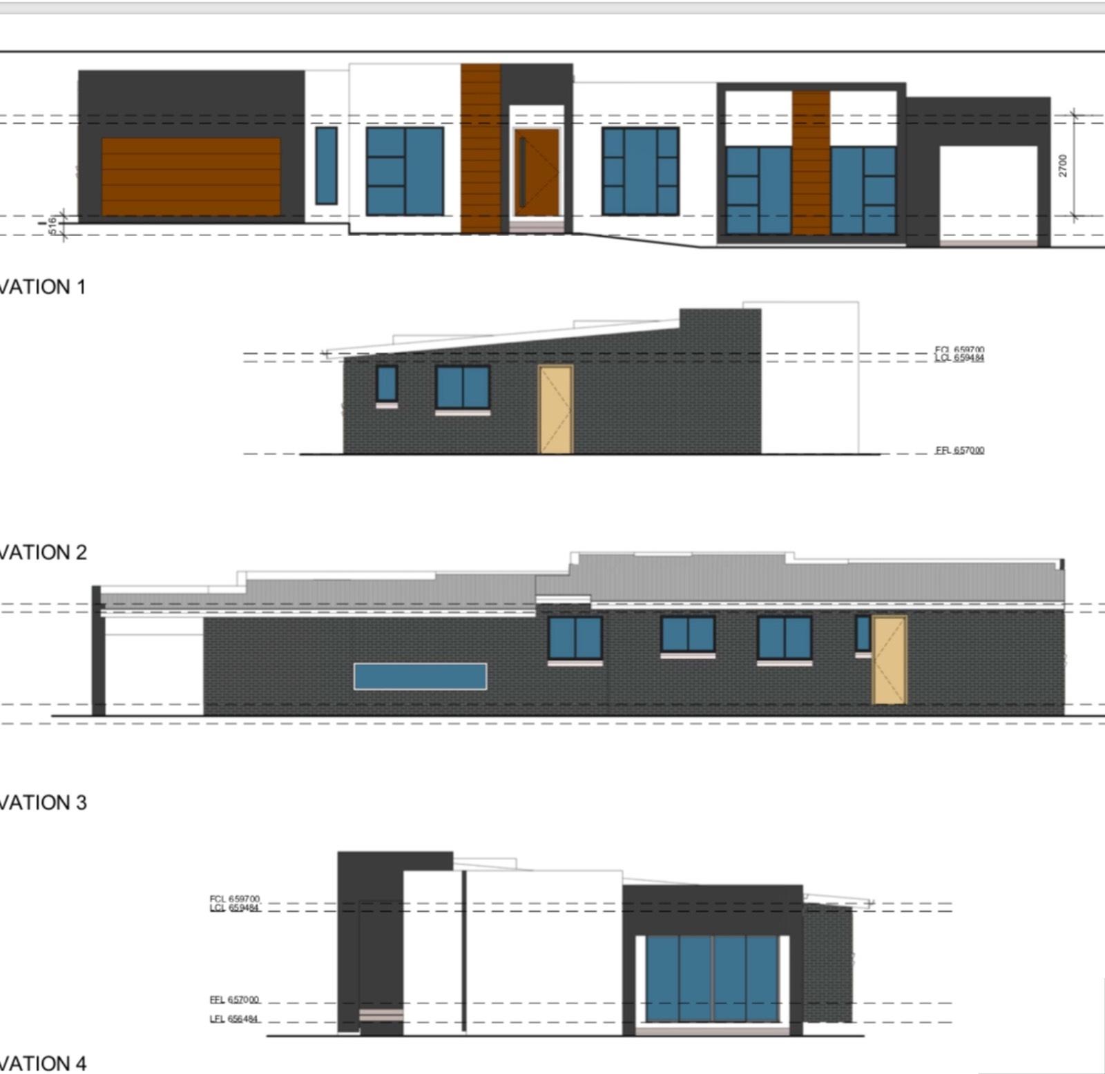 External facade colours help!!