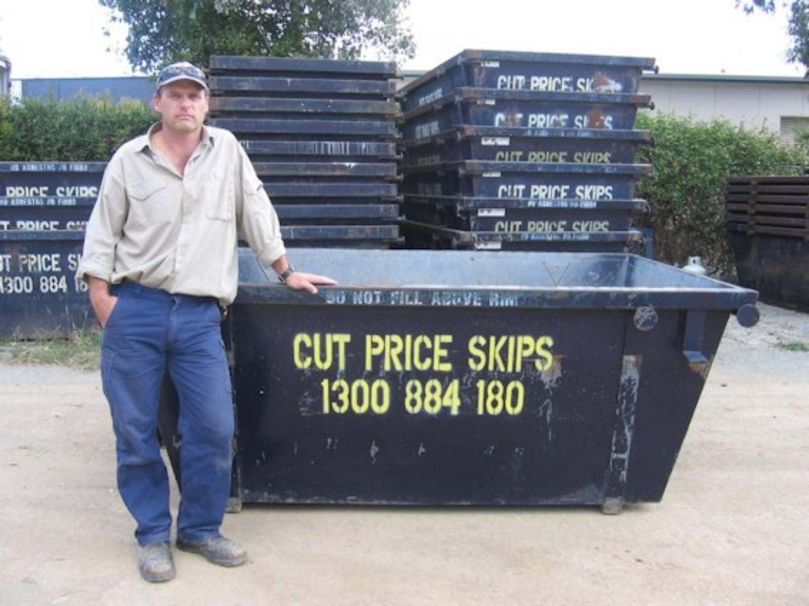 Cut Price Skips