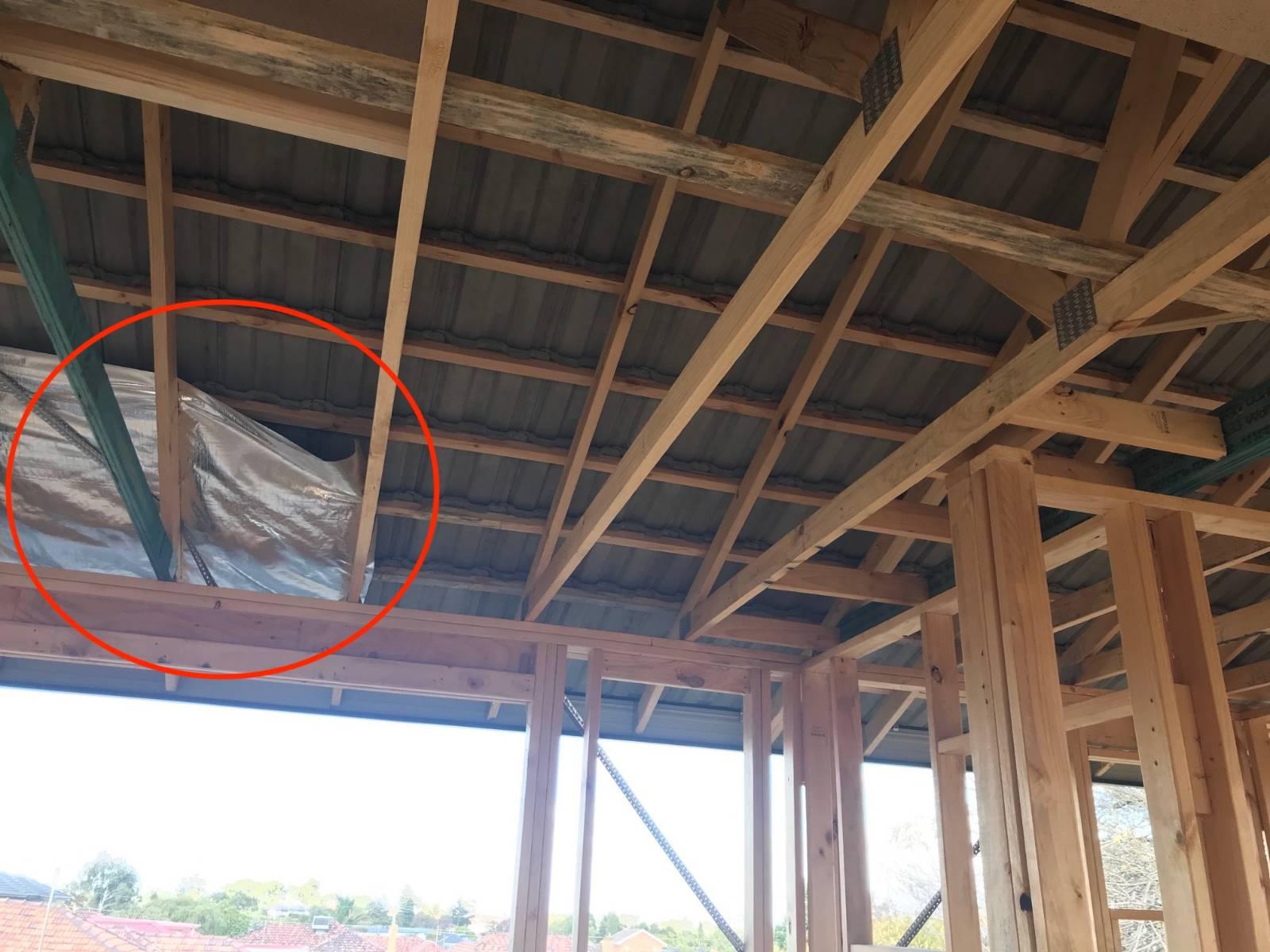 Roof Aluminium Foil