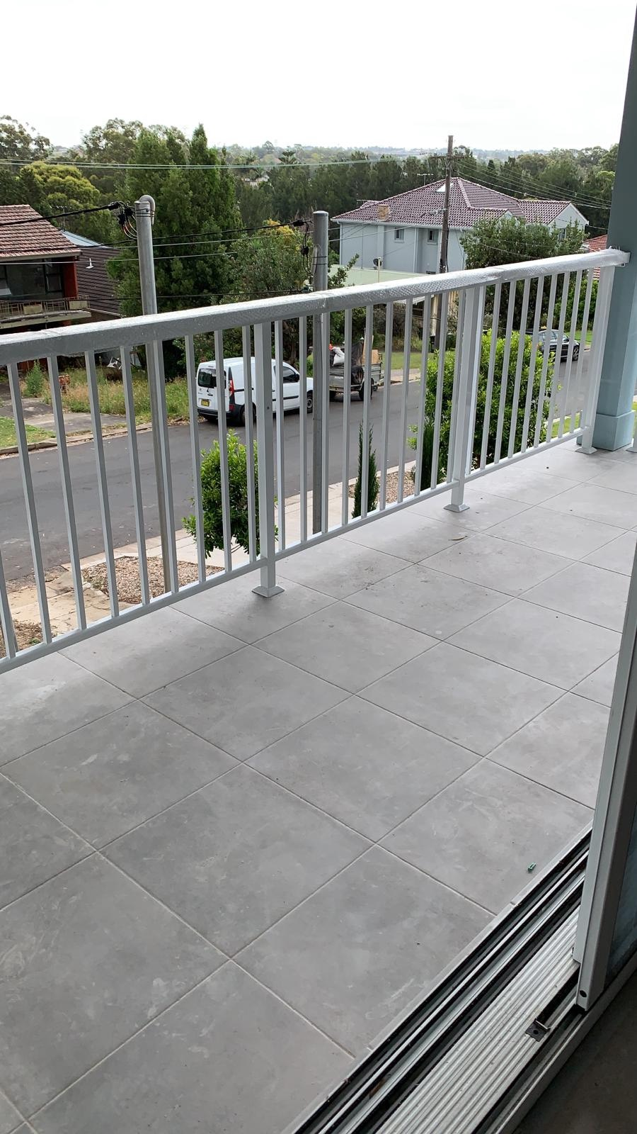 View: Balustrade