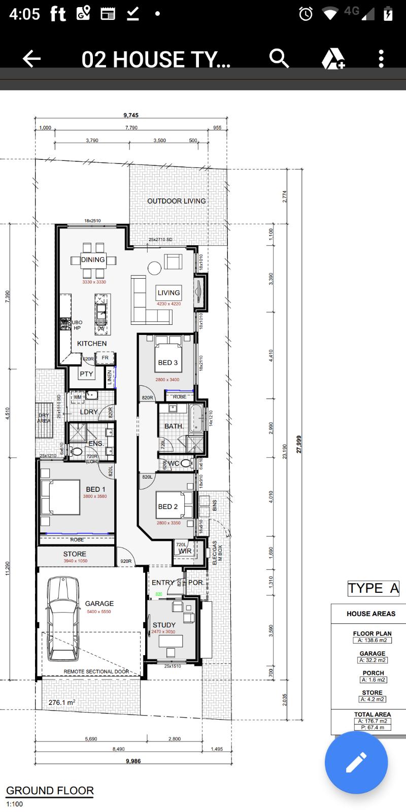 Home design 9m wide northwest SYD NSW