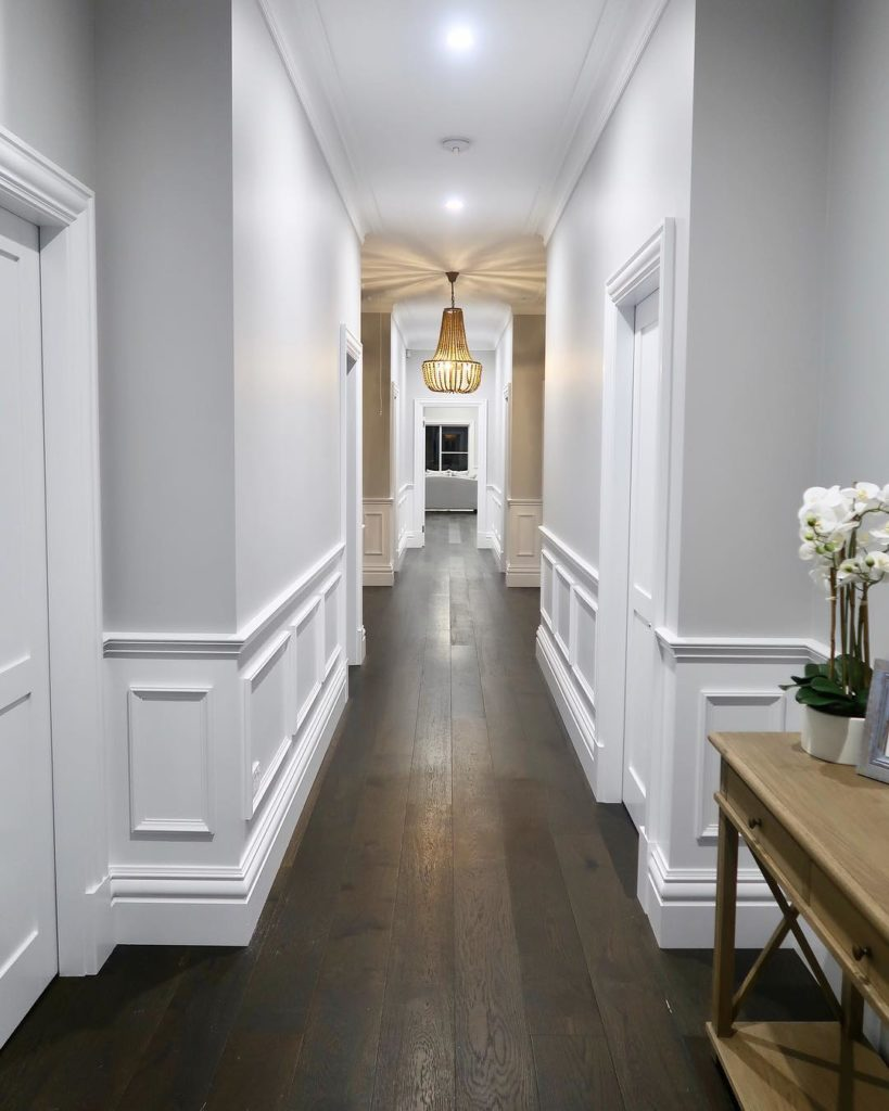 wainscoting wall panel boards