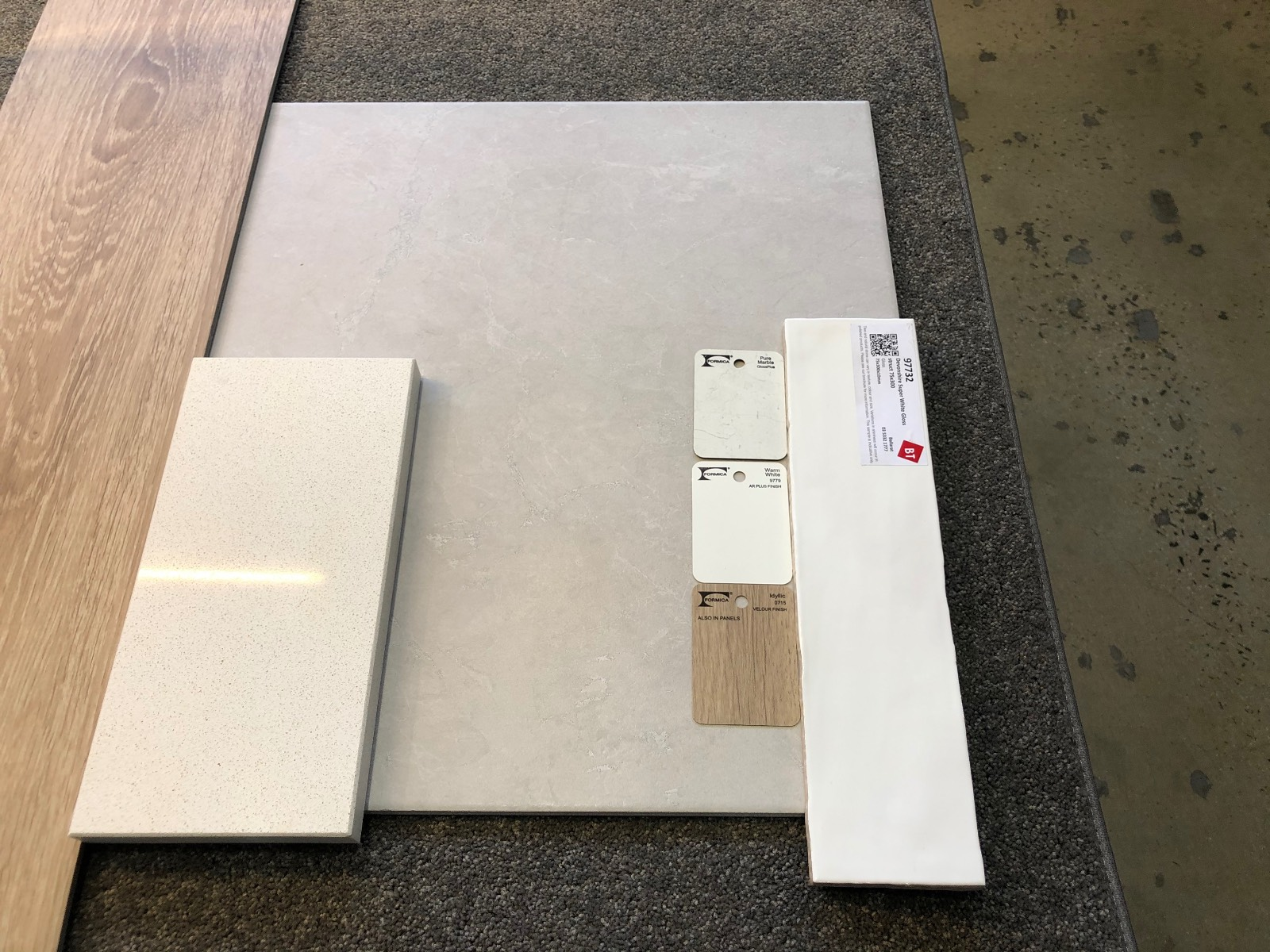 Tiles selections trouble