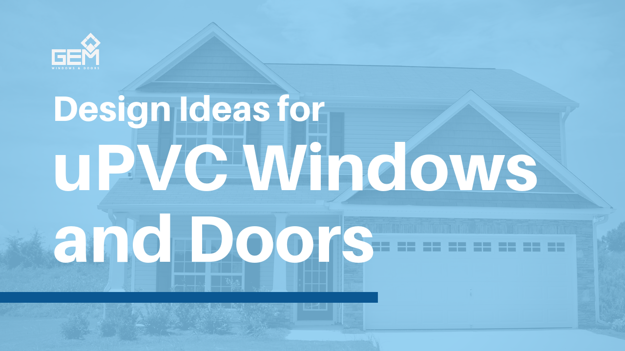 View Photo: Design Ideas for uPVC Windows and Doors