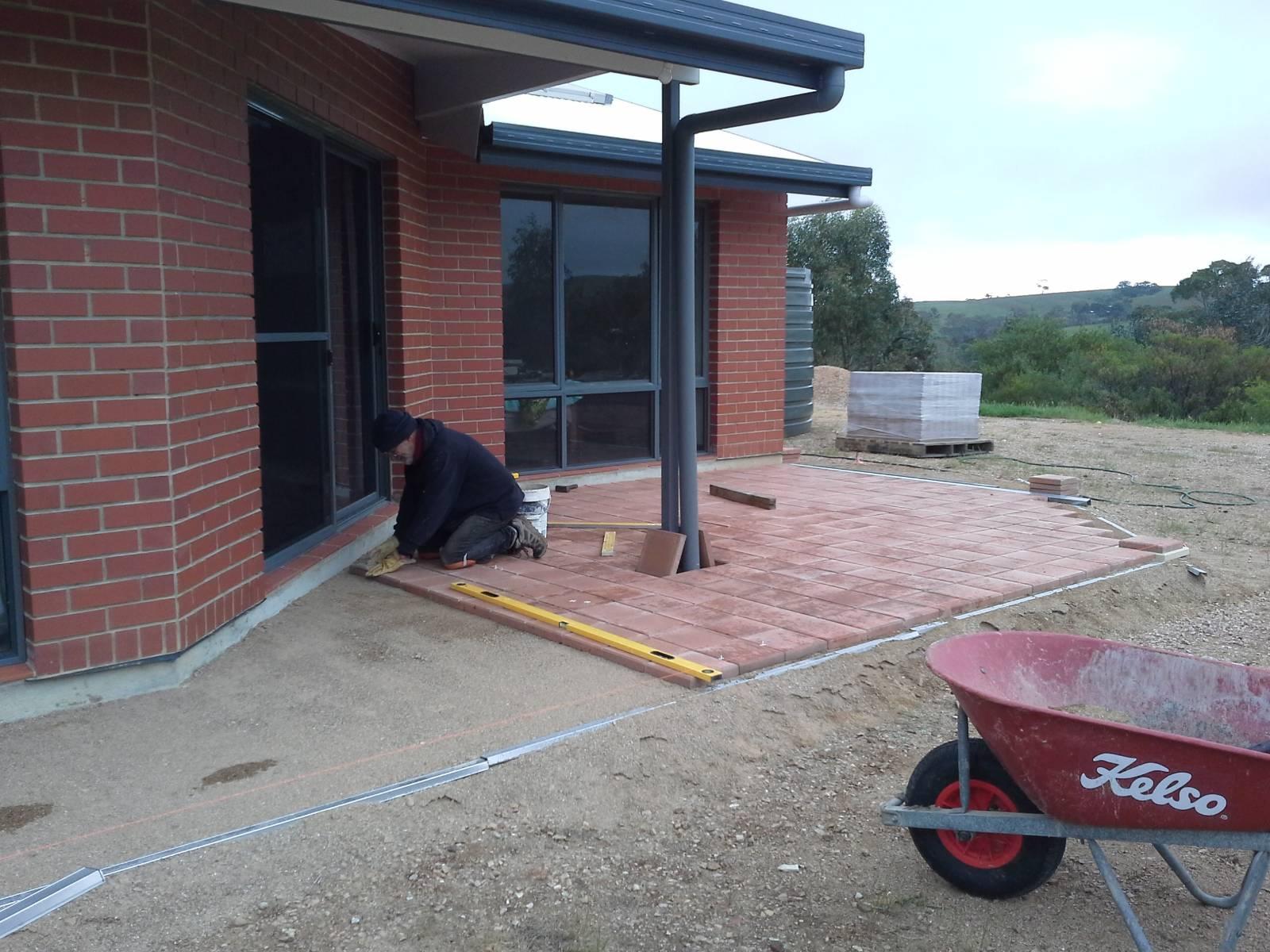 Owner Build in Southern Flinders Ranges- Cert of Occupancy