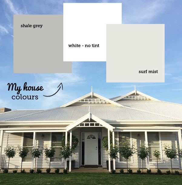 View Topic Colorbond Shale Grey For Weatherboards