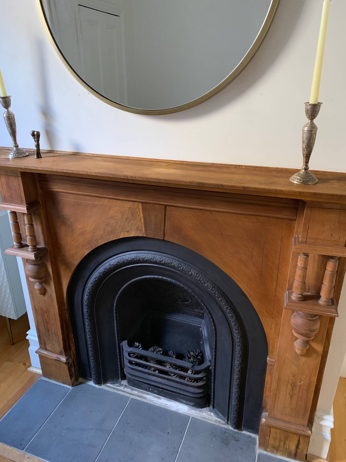 What kind of fireplace is this?