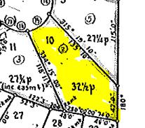 Irregular land shape - CDC ?
