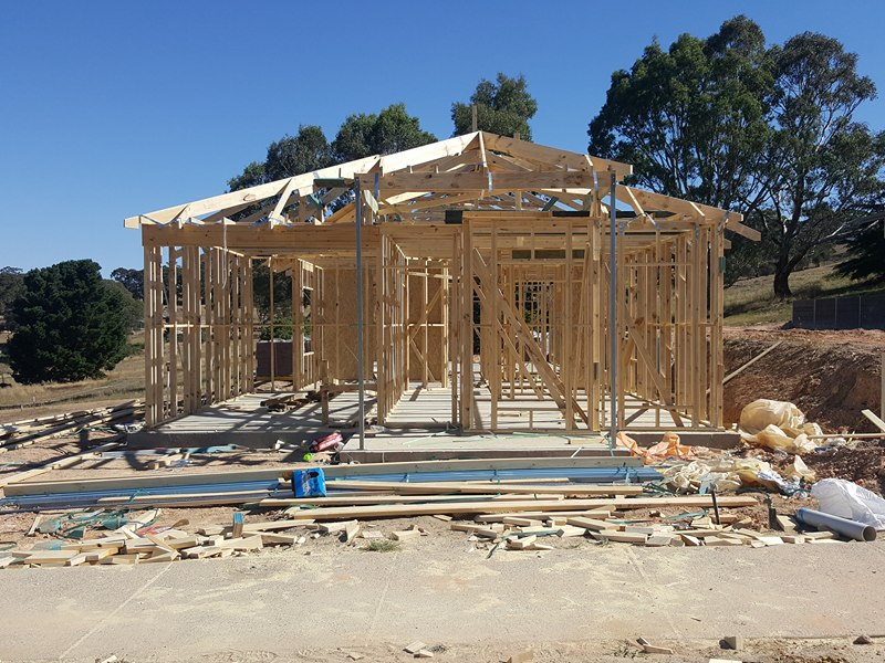 Project Sicily / Building in Springlake Mt Barker SA