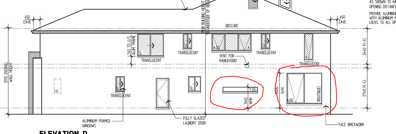 Porter Davis double storey