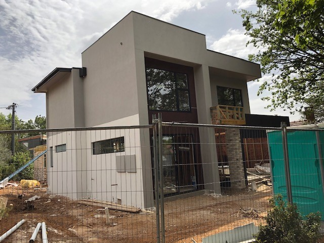 Custom 2-storey knockdown rebuild - Canberra