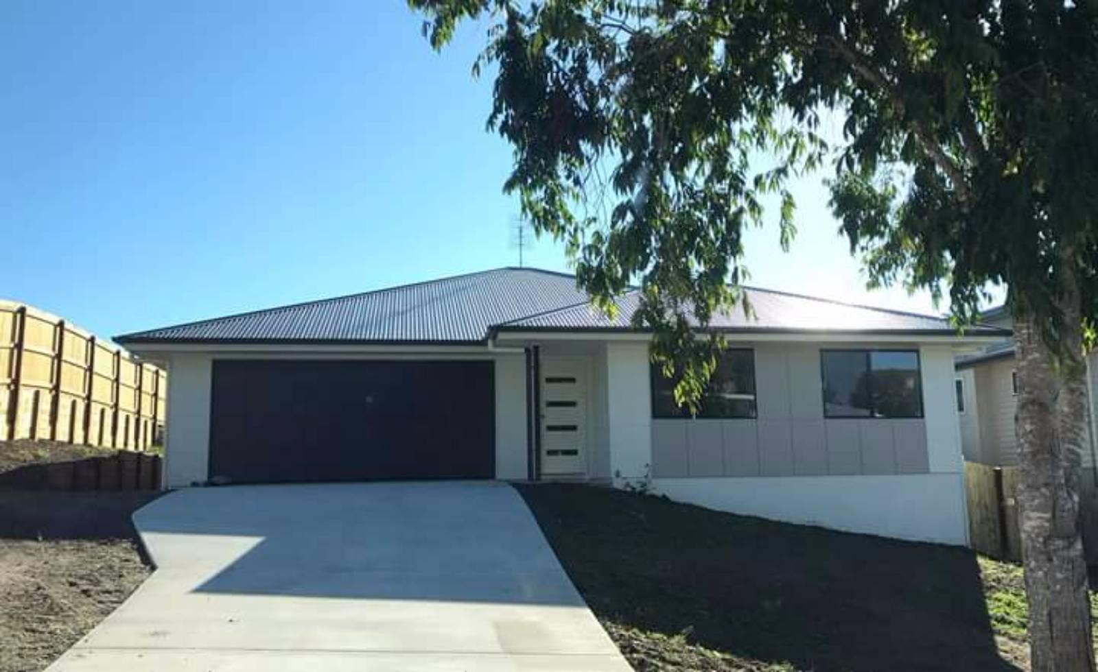 New house in Burnside