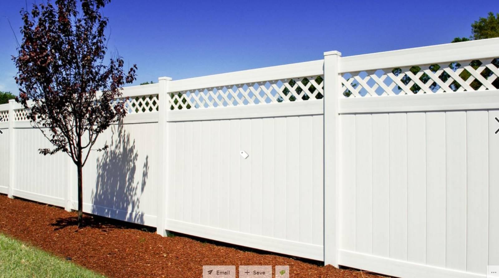PVC/Vinyl Fencing