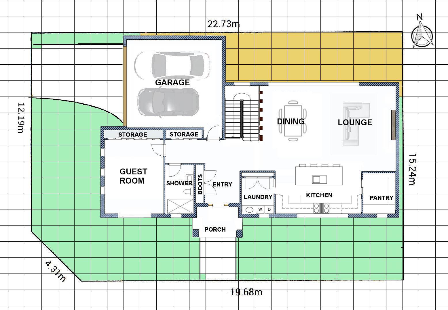View Topic Inspired Homes Como Homes Custom Build Corner Block Home Renovation Building Forum
