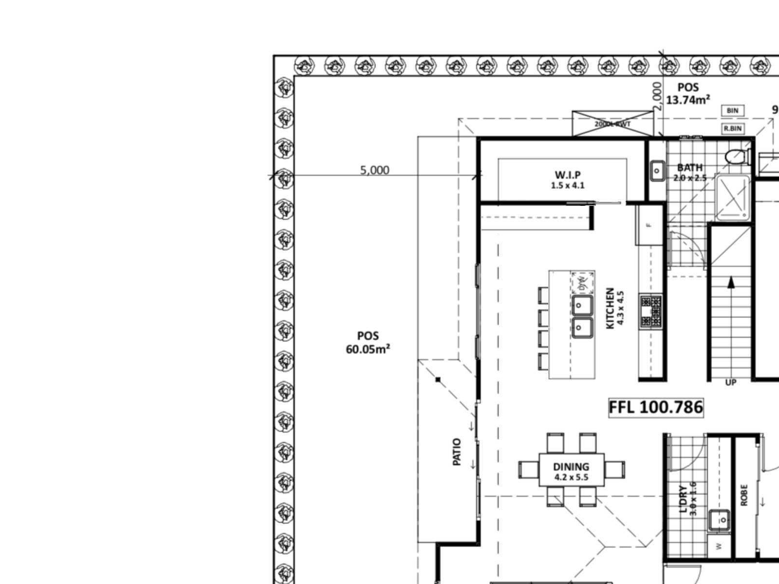 View: Kitchen layout