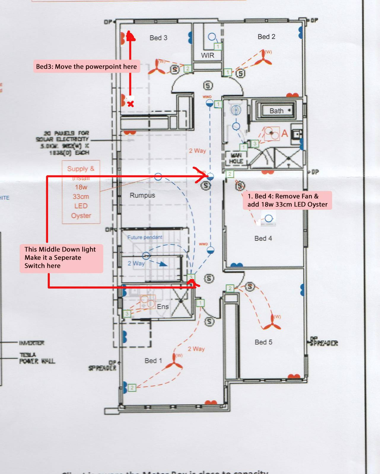Electrical Plan Homeone Wiring Library Pin Trike Diagram On Pinterest Like Add A Comment To Ideaboard Share