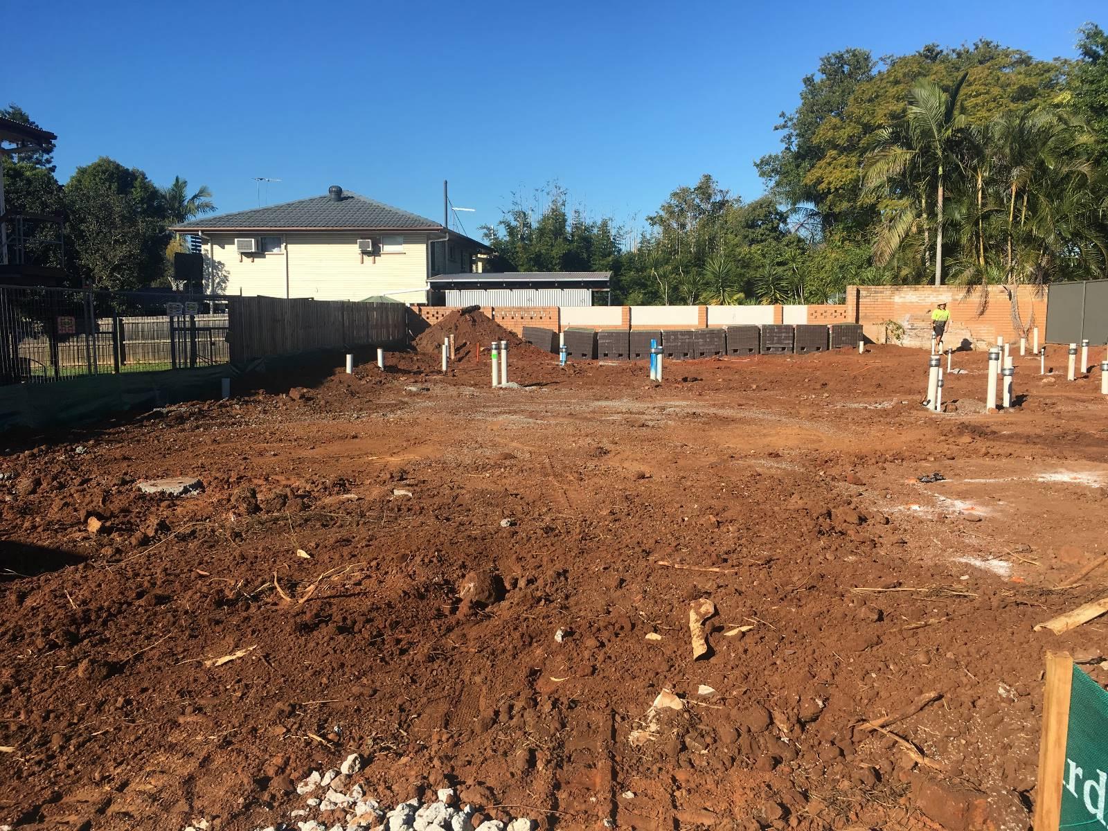 Iluka - Bray Park (G.J Gardner) - Week 2 - Plumbing Rough-in