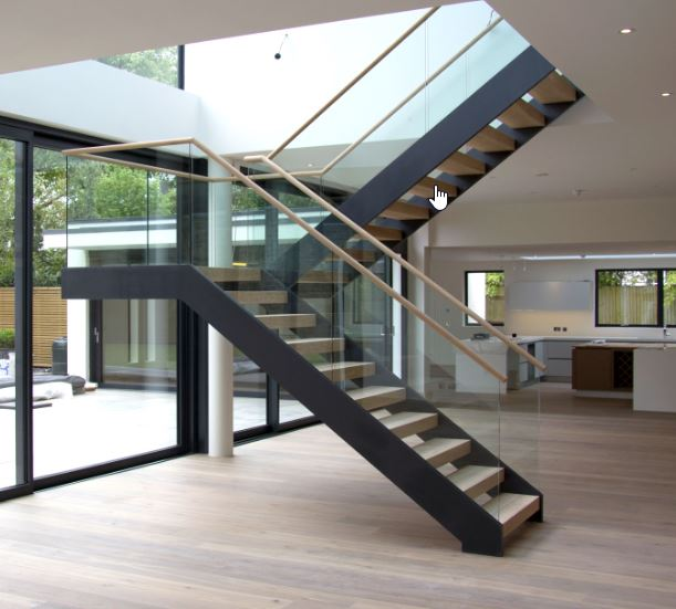 Staircase support