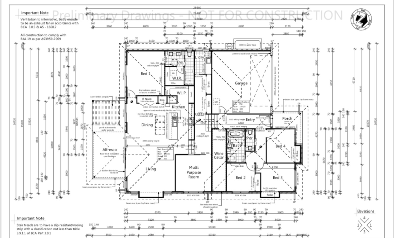 Please help convincing me we didn't make our house too big!