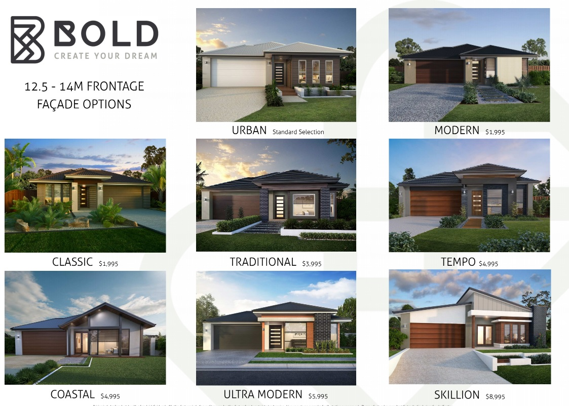 First Home - BOLD Portofino 229 - Brisbane