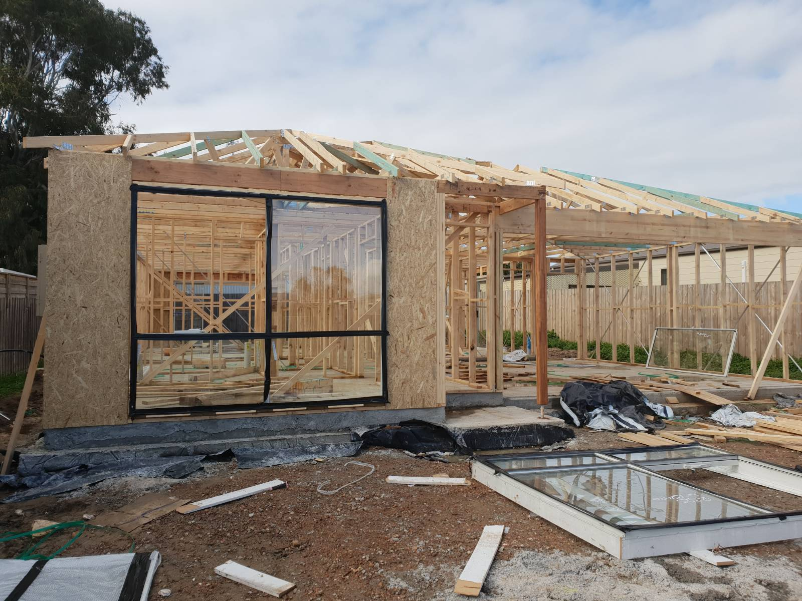 First Home - Fairhaven Homes - Frame