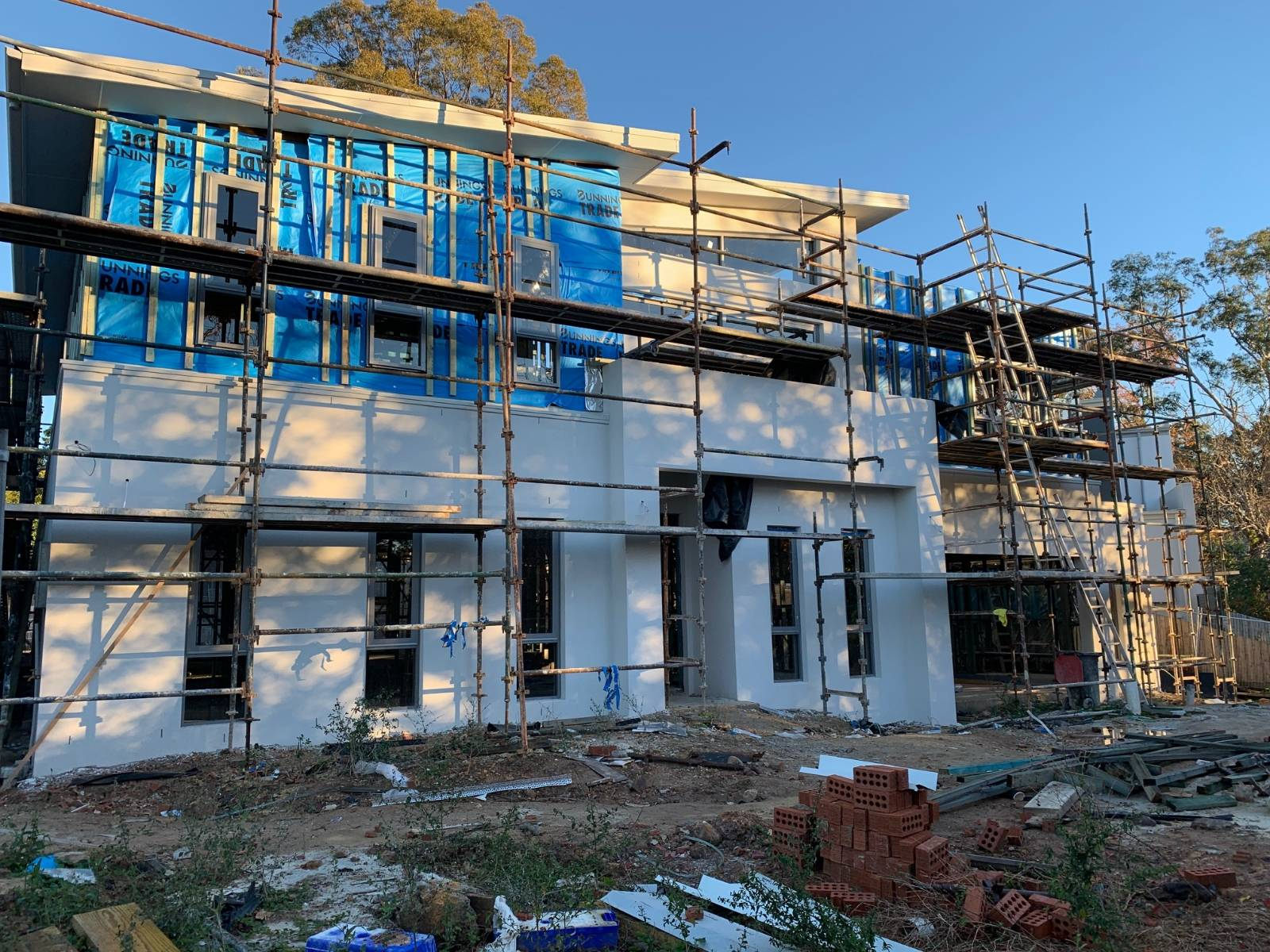 Builder demands $201,118 for non compliant defective work