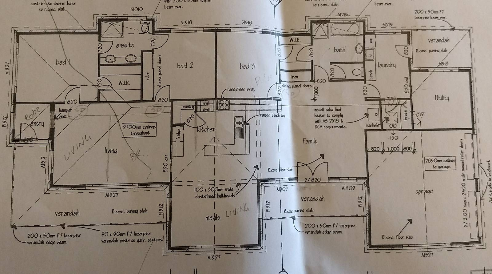 Suggestions on appalling house plans please!