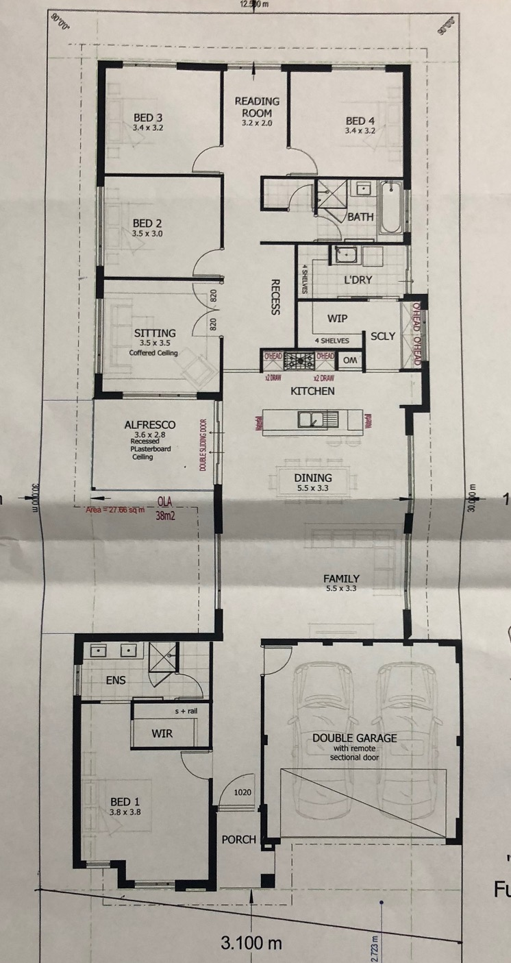 Feedback on house plan