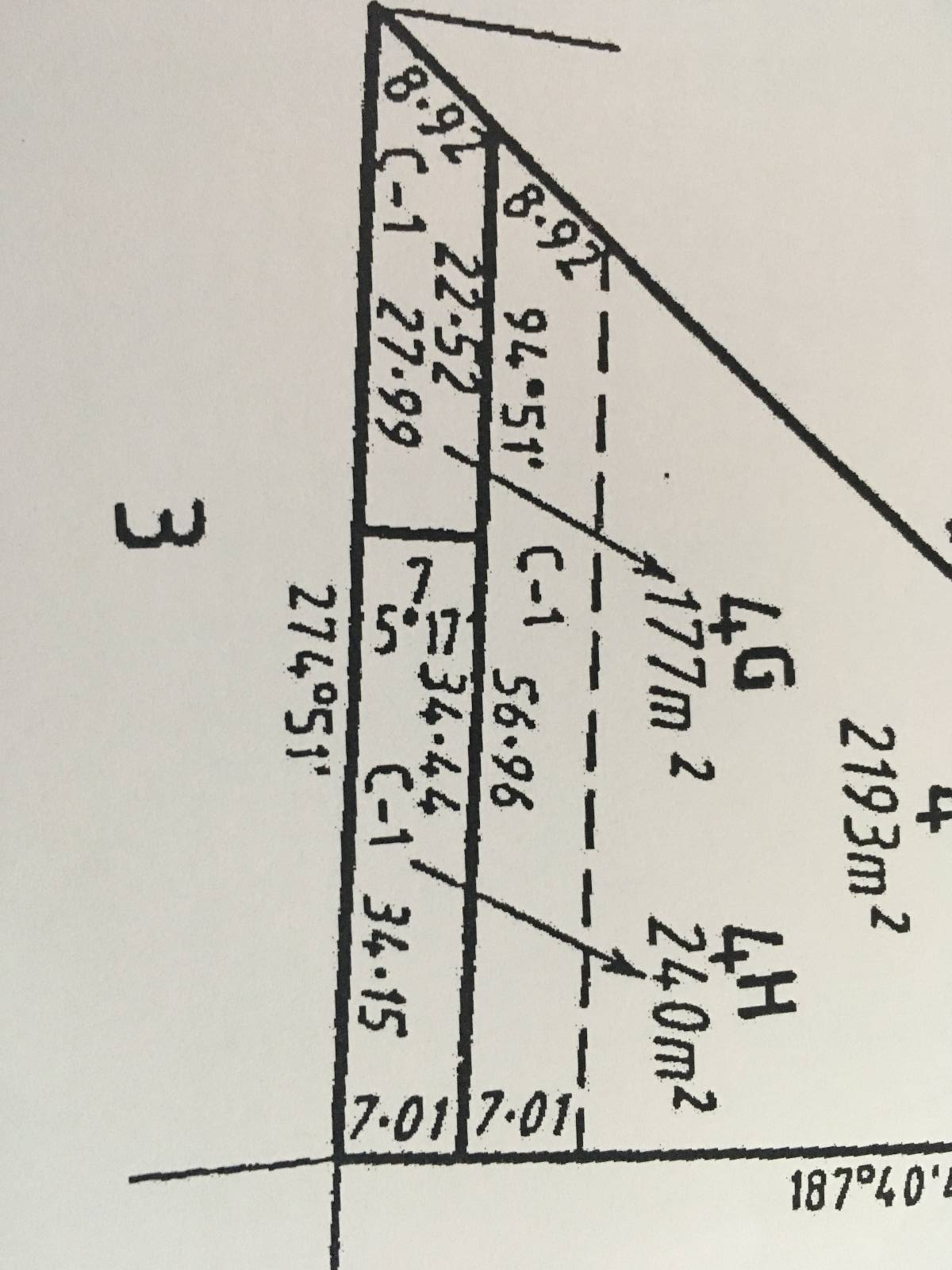 Help on Land Title for Pool
