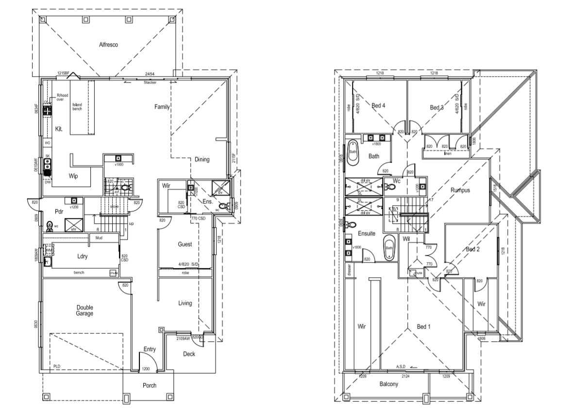 Review my floor plan please - Bardia NSW Build