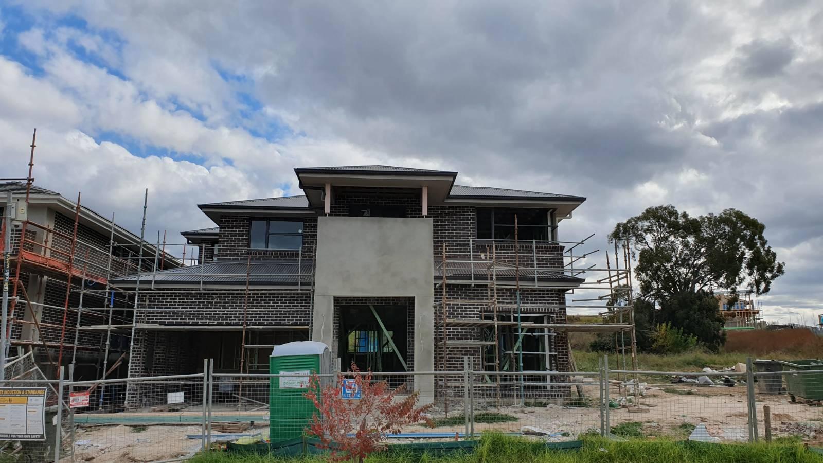 Building Windsor 40 with Eden Brae (Caddens)