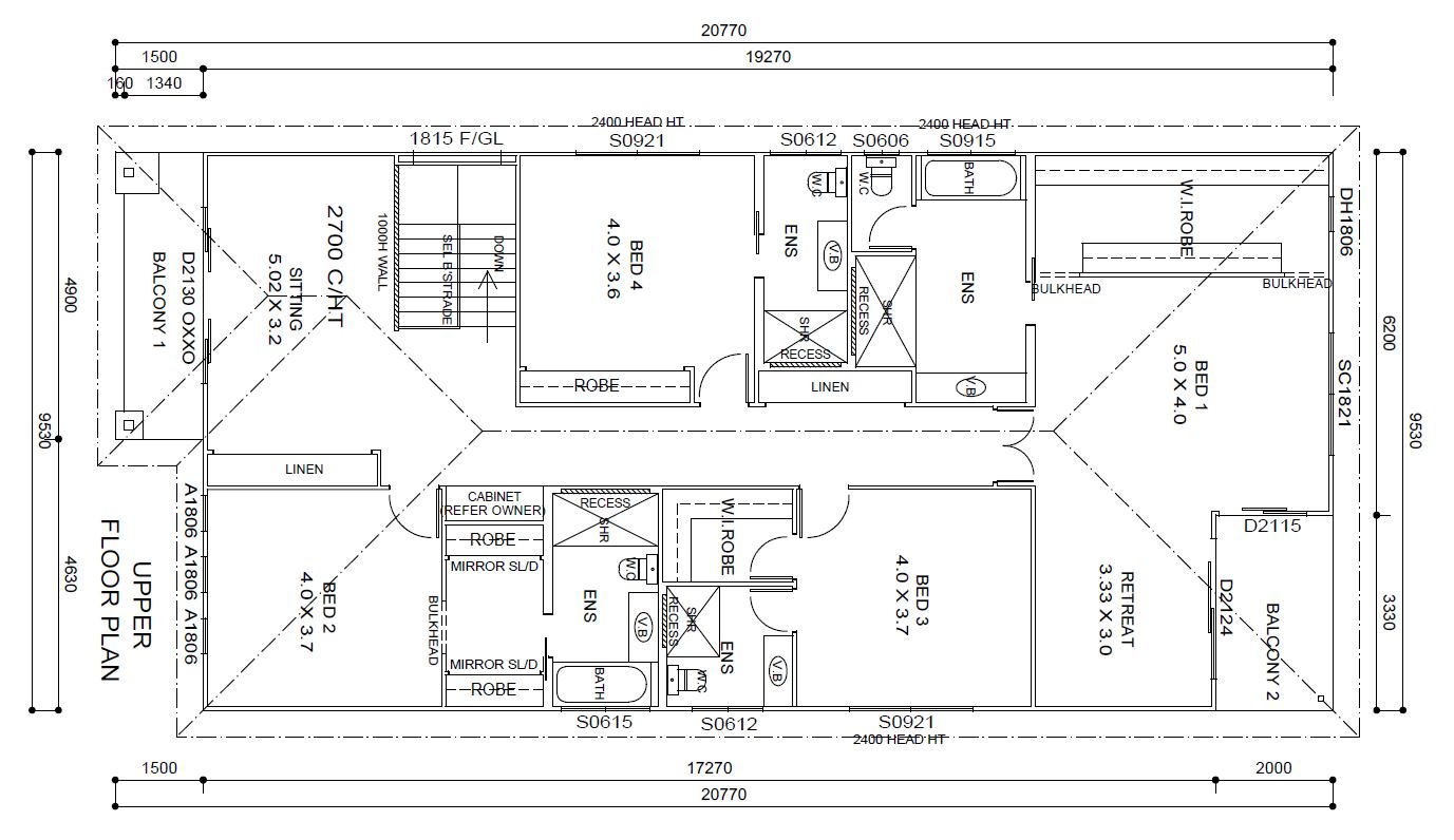 Custom build a new house, need some comment