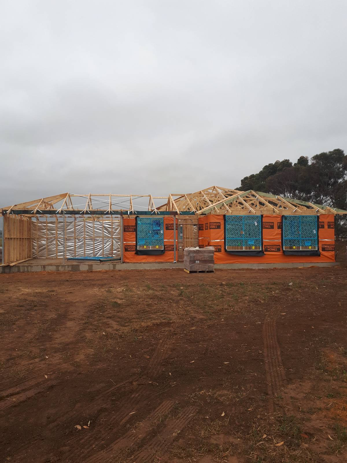 Building 1st home with Hickingbotham in S.A