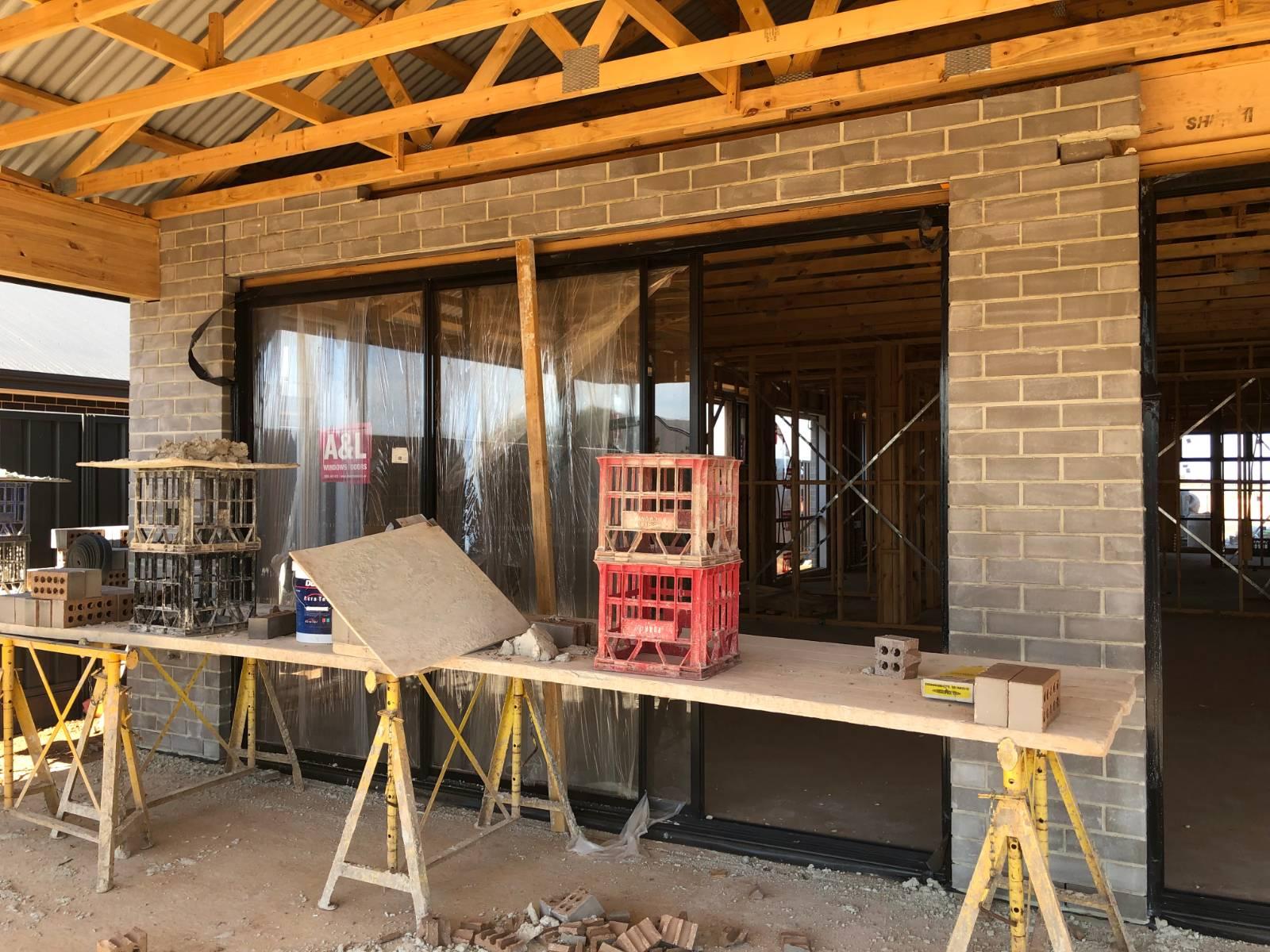 View: Two Wells Dechellis Build