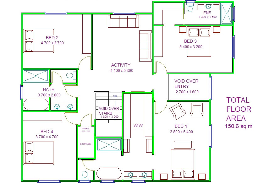 Two Story Home Design feedback please!