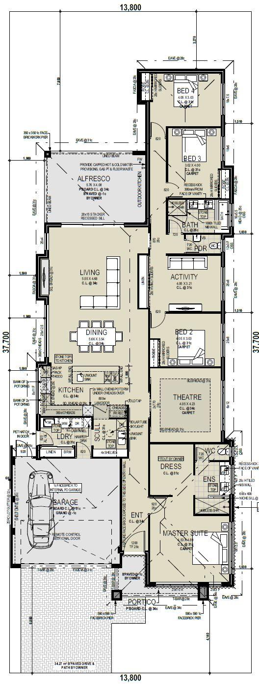 KDR - New Choice Homes Custom design - Perth, WA