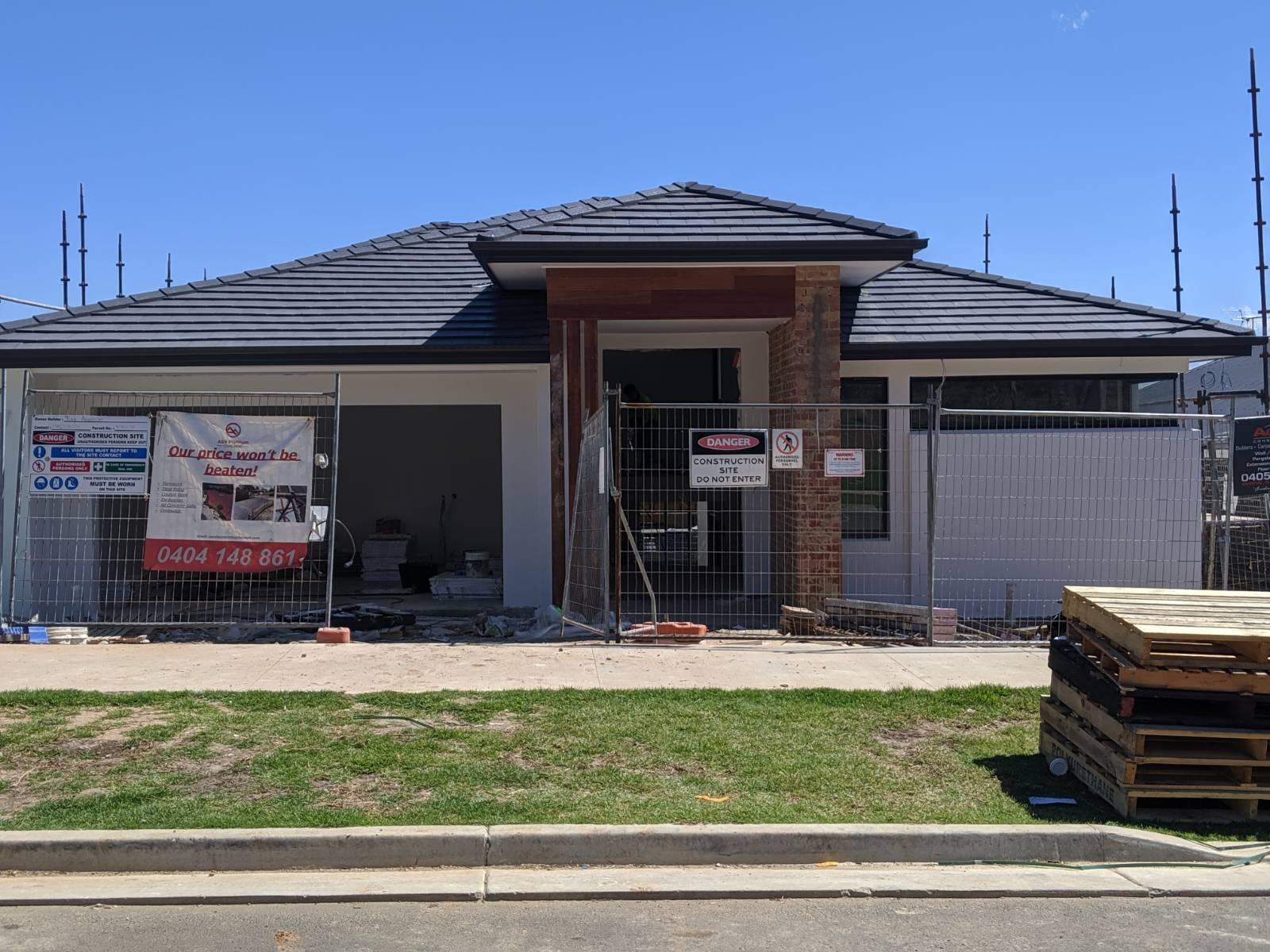 Owner Build House - Denham Court